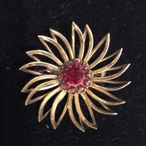 Vintage Sarah Cov pin